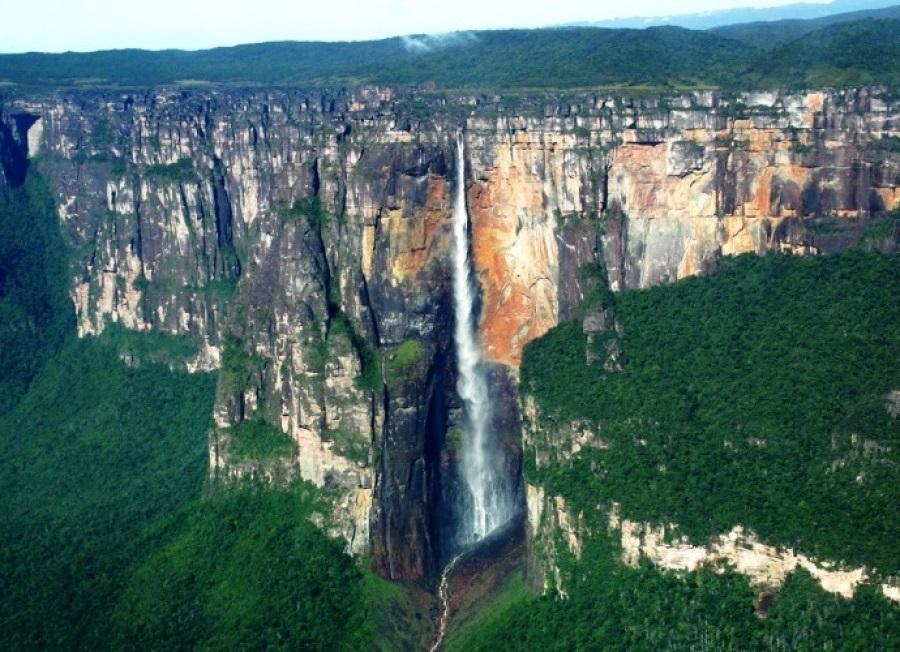 Самый большой водопад в мире (Топ-11)