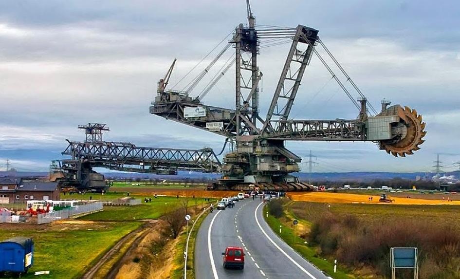 Самые большие машины в мире (Топ-8)