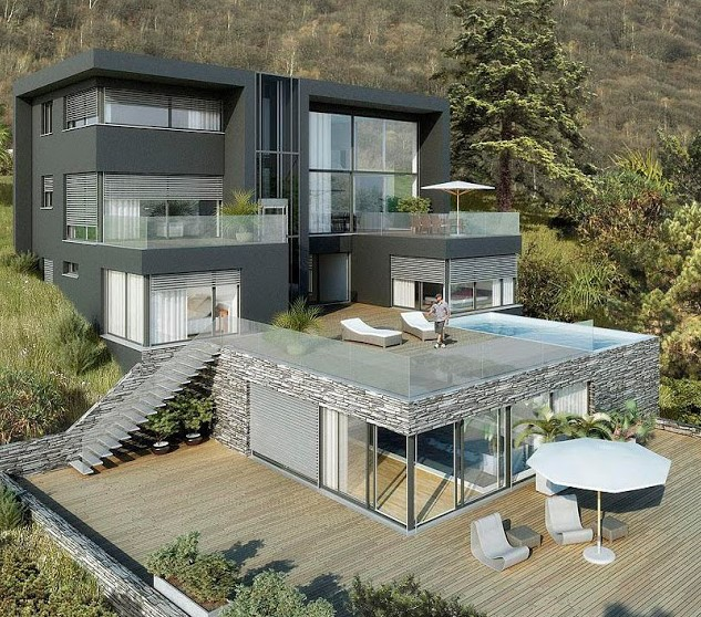 альпийское шале швейцария самый дорогой дом