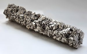 Самый твердый металл в мире (Титан, Хром и Вольфрам)